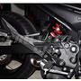 Protetor Tuning Auto Relevo Quadro Pedaleira Moto Yamaha Xj6