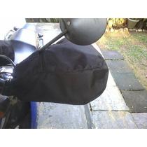 Protetor De Mão Motos Para Chuva/frio/sol Etc Forrada