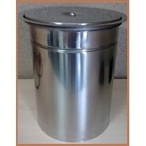 Lixeira Pia Cozinha Banheiro Embutir Granito Inox 03 Litros