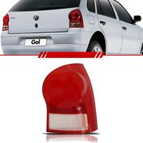 Lente Lanterna Traseira Volkswagen Gol G4 Bicolor