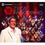 Cd Samba Book Zeca Pagodinho - Duplo - Lacrado
