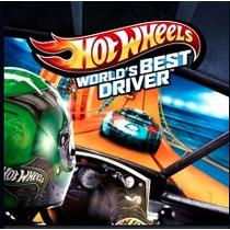 Hot Wheels O Melhor Piloto Do Mundo Jogos Ps3 Digital Psn