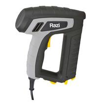 Grampeador Eletrico E Pinador 16mm Tapeceiro Razi 220v