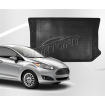 Tapete Porta Malas New Fiesta Sedan Borracha Borcol