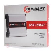Modulo De Potência Taramps Dsp 3000 3000w Rms + Frete Grátis