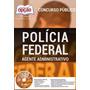 Apostila Agente Administrativo Policia Federal Concurso 2016