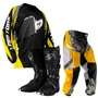 Kit Roupa + Bota Pro Tork Insane Trilha Motocross +brinde