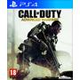 Call Of Duty Advanced Warfare Ps4 Pré Venda 1° (codigo Psn)!