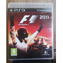 Jogo F1 2011 Play 3 (original) comprar usado  Pato Branco