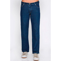Calça Jeans Masculina Plus Size Tamanhos Grandes 38 Ao 52