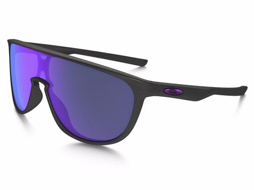 Óculos Oakley Trillbe Oo9318-04 Steel Violet Iridium Origina b58fa4d29f