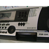 Parte Superior Yamaha Psr-550 Usada Excelente Estado