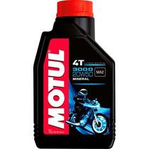 Óleo Motul Mineral 4t 20w50 3000 Sg/sh/sj Para Motos