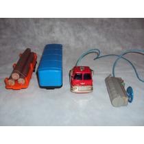 Brinquedo Antigo Raro Caminhão Ford Controle Remoto Com Fio.