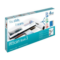 Scanner Iriscan Book 3 Digitalizador