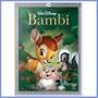 Dvd Bambi - Disney Original Lacrado Raro