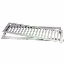 Ralo Linear Alumínio Fundido Grelha Com Suporte Para Garagem