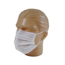 Máscara Cirúrgica Com Filtro Descartável Com Elástico - I...