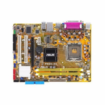 Placa Mae Asus P5gc-mx Socket 775 Ddr2 Pci Ex