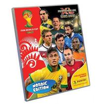 Cards Copa 2014 Adrenalyn Coleção Nórdica Completa 426 Cards