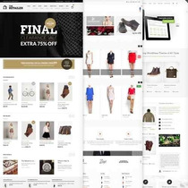 25 Loja Virtual Temas Sites E-commerce Para Wordpress Ouro