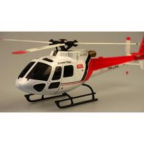Helicoptero 3d Wltoy V931 6ch Flybarless Radio 2.4ghz Brushl
