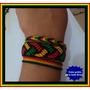 Kit C/3 Pulseiras Tornozeleiras Reggae Bob Frete Grátis!!!