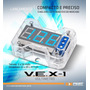 Expert Vex 1 Medidor Bateria Voltimetro Digital Banda Azul