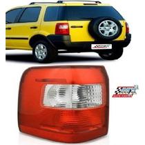 Lanterna Traseira Ford Ecosport 2004 2005 2006 2007