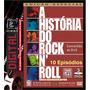 Dvd - A História Do Rock
