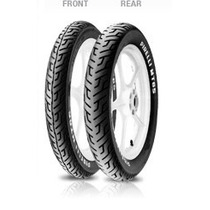 Pneu Pirelli 100/90-18 + 2.75-18 Mt65 S/câmara Yes