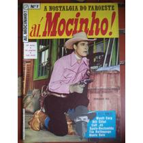 Revista Faroeste Aí Mocinho Nº 7 = Tim Relâmpago + Colt 45