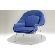 Poltrona Womb Chair Cromada