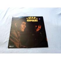 Gian E Giovani - Lp - Disco - Vinil - Volume 2 - 1990