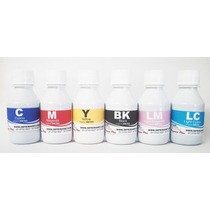 Tinta Pigmentada Original Inktec Para Impressora Epson 130ml