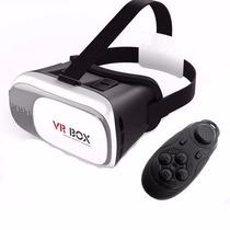 Óculos Cardboard 3d Realidade Virtual Vr Box Pronta Entrega