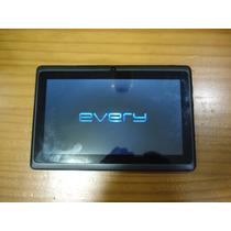 Tablet Every 7 Polegadas Impecável Com Defeito Sistema