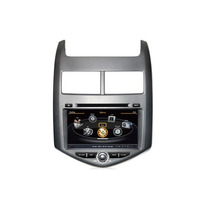 Central Multimídia Chevrolet Sonic Dvd Gps Tv Bluetooth Usb