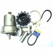 Kit Alternador Fusca Kombi Brasilia 55a Novo Modelo Bosch