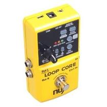Pedal Nux Loop Core Original Com Nfe E Garantia 1 Ano