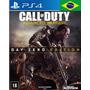 Call Of Duty Advanced Warfare Day Edition Ps4 -código Psn Id