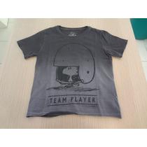 Camiseta Ellus Kids Co Vint Spray Snoop Team.