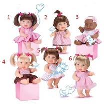 Bonequinha Coleção Miudinhas Special - Rosa - 6