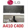Teclado P/ Lg C400 A410 Mp-09m26pa-920 09m26pa-5281 Br Com Ç