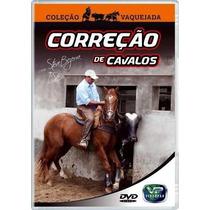 Correção Em Cavalos De Vaquejada - Dvd