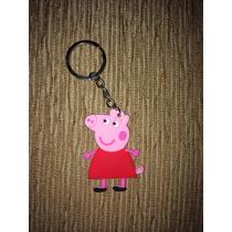 Chaveiro Família Peppa Pig