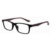 Armação De Óculos De Grau Colorful Emborrachado Com Brinde