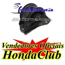 Coxim / Calço Traseiro Do Motor Honda Civic 1996 À 2000
