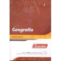 Novo Telecurso - Ensino Médio - Geografia - Vol. 1 - Dvd
