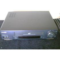 Video Cassete Sharp Vc 1694b - 4 Cabeças -todo Ok